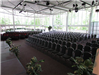 Seating Set up for a Graduation Ceremony