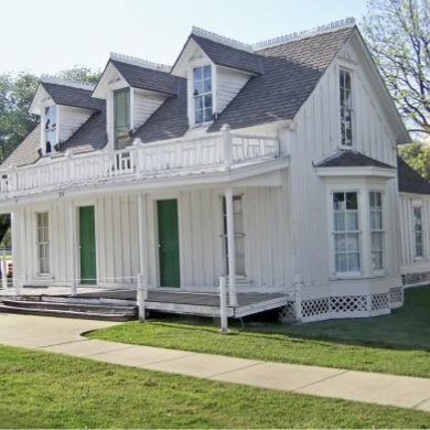 Tinsely-Lyles House Page